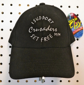 Crusaders Flex Fit Hat